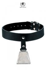 Collier Bell Collar - Spartacus - Un collier muni d'une clochette pour surveiller les mouvements de votre animal préféré.