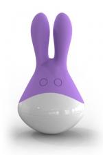 Stimulateur Sweet Totoro - Odeco - Un sextoy Fun, ludique, puissant et rechargeable, avec un look de personnage de dessin animé.