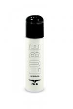 Lubrifiant  Mister B LUBE (100 ml) - Lubrifiant intime haute qualité à base d'eau ayant un des meilleurs rapport qualité / prix du marché.