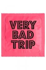 Préservatif humour - Very Bad Trip - Préservatif  Very Bad Trip , un préservatif personnalisé humoristique de qualité, fabriqué en France, marque Callvin.